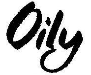 Oily Font