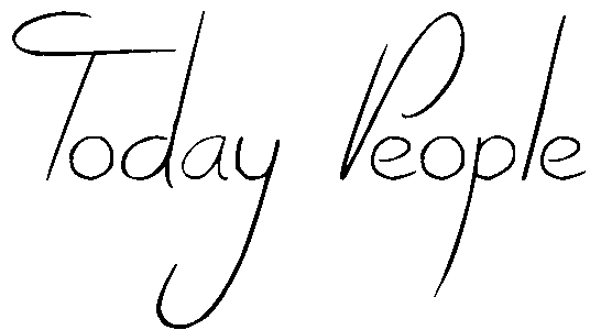 Today People Font