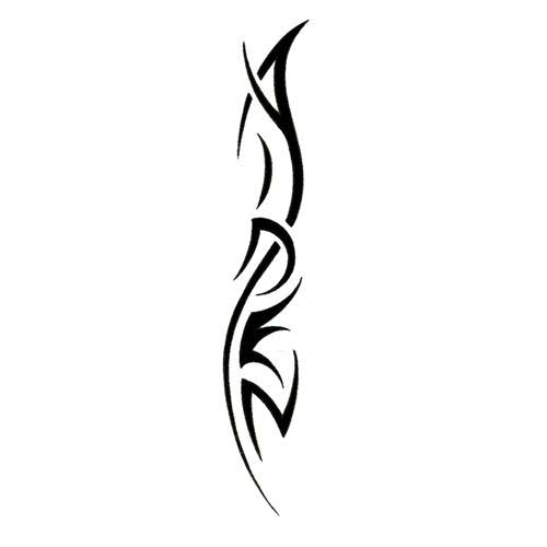 Tribal Name Tattoo Design: Tribal Names Starting With The Letter A