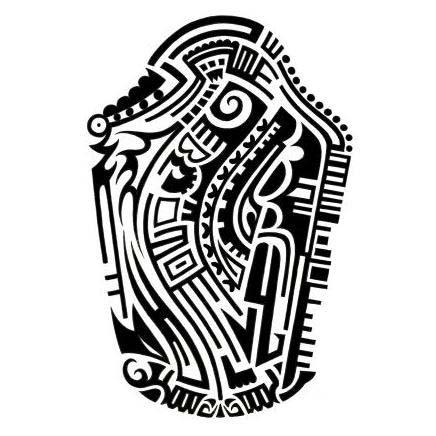 Aztec Art Tattoos, Tattoo Designs Gallery - Unique ...