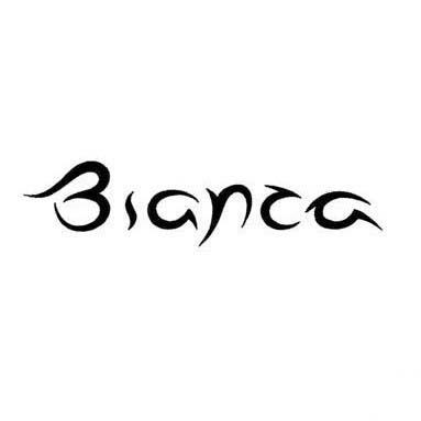 bianca name tattoo images galleries with a bite. Black Bedroom Furniture Sets. Home Design Ideas