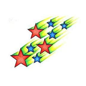 star clusters tattoo - photo #22