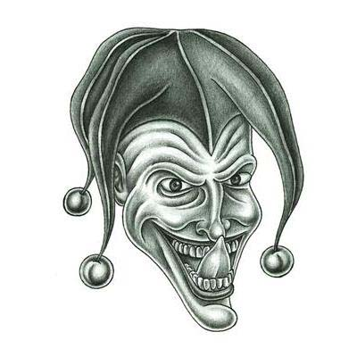 Designtattoo Game Online on Unique Joker Drawings Laptop Solve And Fix Problem Tattoo Temple