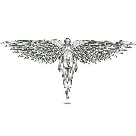 Angel Tattoo Artwork | Tattoo Ideas