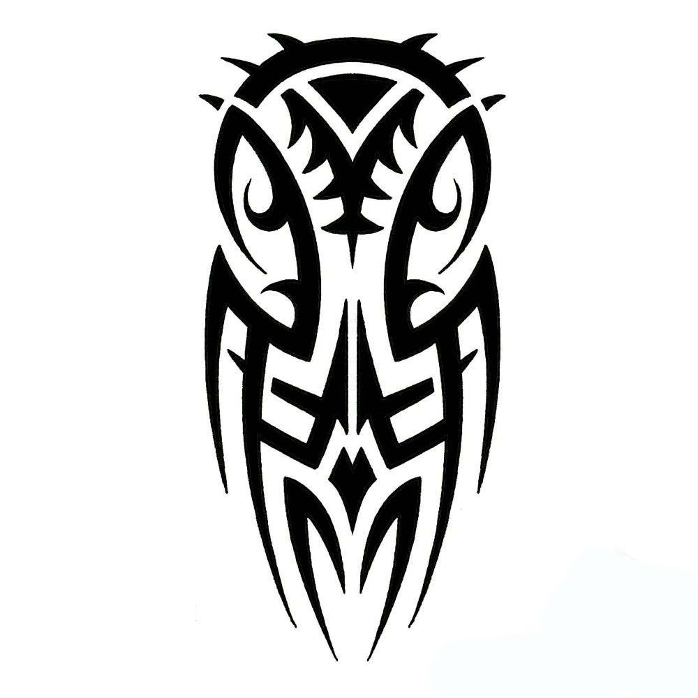 Tribal Skull Tattoo Sleeve: Sleeve Tattoos, Tattoo Designs Gallery