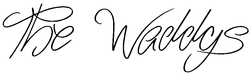 The Waddys Font