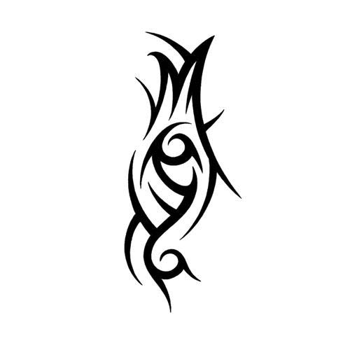 Tribal Letter M Tattoo Pictures to Pin on Pinterest ...