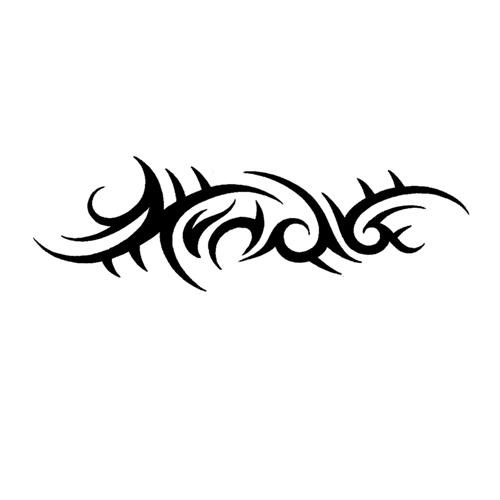 with designs names tribal hidden tattoo M Starting  tattoowoo.comTribal  Tattoo the Letter With Names Woo