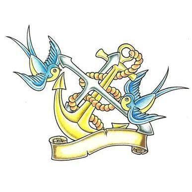 387 x 387 · 32 kB · jpeg, Navy Tattoo Designs
