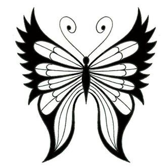 butterfly tattoos tattoo designs gallery unique pictures and ideas. Black Bedroom Furniture Sets. Home Design Ideas