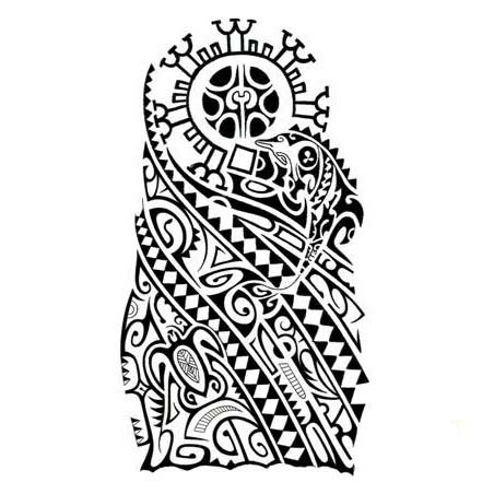 free designs tattoo sleeve tribal Printable : Gallery $9.95  Unique  Designs, Tattoo 30 Tribal of