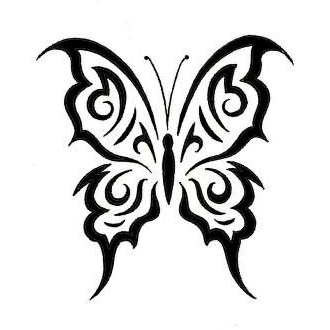 sexy butterfly tattoo for girls and women whats that country song. Black Bedroom Furniture Sets. Home Design Ideas