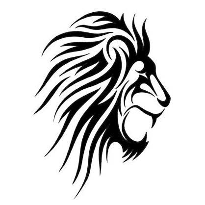 The 25 best Simple lion tattoo ideas on Pinterest  Small