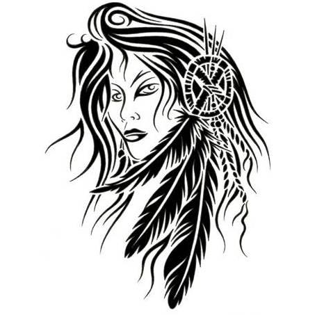 Native American 5 995 Tattoo Designs Gallery Of Unique
