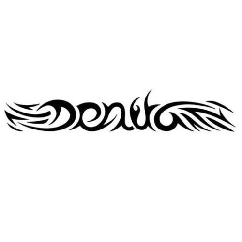 Tribal Name Tattoos Tattoo Designs Gallery Unique Pictures And Ideas