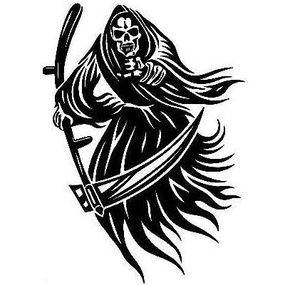 Grim Reaper Tattoos, Tattoo Designs Gallery - Unique ...